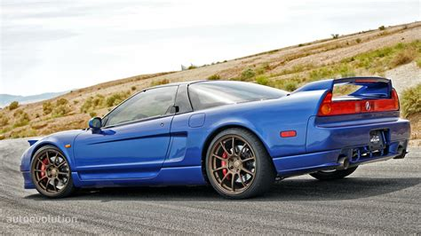 clarion builds resurrects and improves a 1991 acura nsx