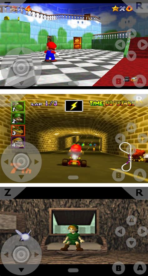 nintendo 64 emulator android n64oid the nintendo 64 emulator for android appcyborg