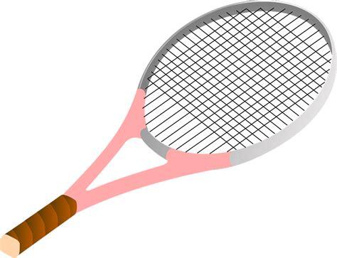 Raket Minton free vector graphic tennis racket play