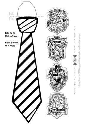 Anniversaire Harry Potter, décorations imprimables, idées