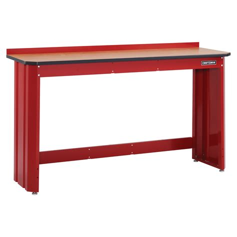 snap on work bench craftsman 6 workbench red