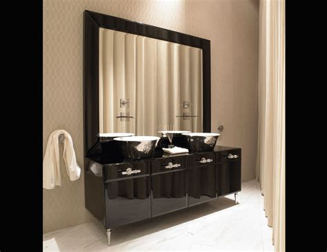 Bathroom Vanities Mirror | visionnaire marienbad luxury italian bathroom vanity in mirror