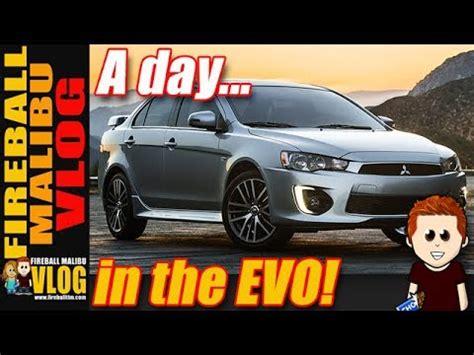 Stopl Lancer 98 Evo 5 Kanan a day in the 2017 mitsubishi lancer evolution fireball