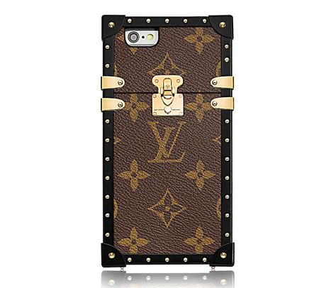 casing hp iphone 7 louis vuitton multicolor custom hardcase cover the much anticipated louis vuitton eye trunk iphone