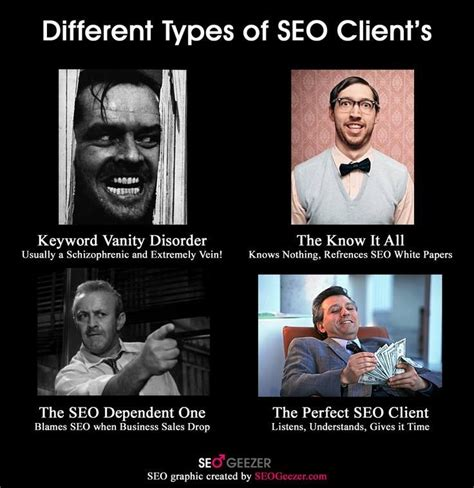 Different Types Of Memes - vacation rental seo optimizing your web presence