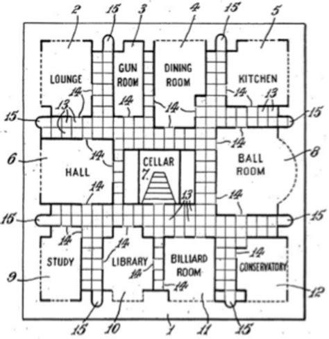 clue mansion floor plan arquitectura y urbanismo paisaje 187 2011 2012