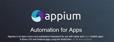 appium android appium androidのテスト自動化ツールの検証 準備 dfour