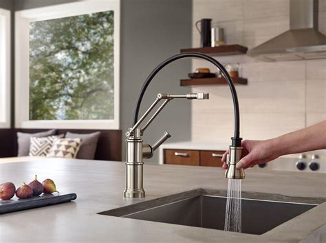 Gibson Plumbing by Innovation A Sum Of Parts Artesso Articulating Faucet