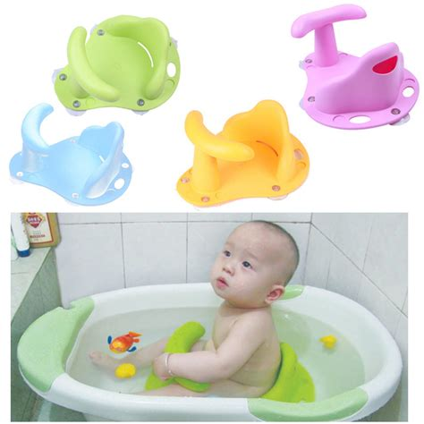 bathtub seat ring baby bath chair for tub chairs seating