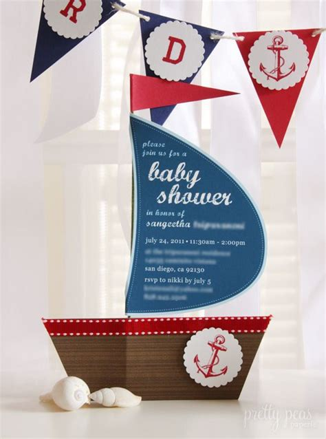 Baby Nautical Baby Shower by Best 25 Sailboat Baby Showers Ideas On Nautical Nautical Theme Baby Shower