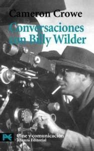libro conversaciones con billy wilder licantropunk abril 2011