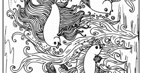 advanced fish coloring pages fish coloring pages colouring adult detailed advanced