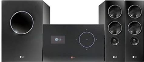 lg lfd790 compact home theater system 300 watts total