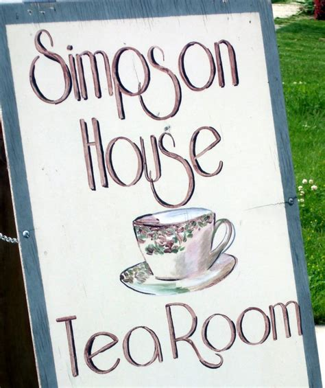 simpson tea house simpson house tea room partyspace