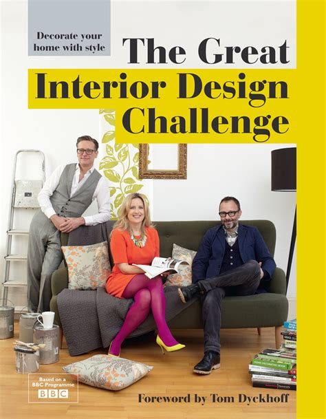 The Great Interior Design Challenge | the great interior design challenge book