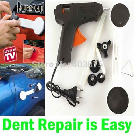 Pops A Dent As Seen On Tv Ketok Magic Mobil Penyok Dining Car Tray free shipping pops a dent ding repair removal kit as seen on tv simoniz pops a jpg