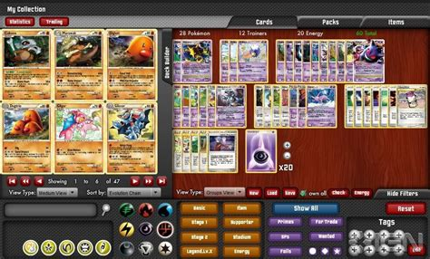 how to make trading cards on the computer trading card screenshots pictures wallpapers web ign
