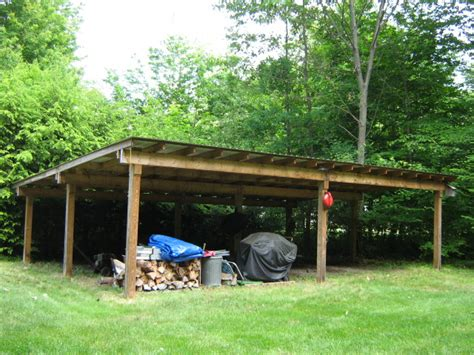 how to build a pole shed plans woodworking projects