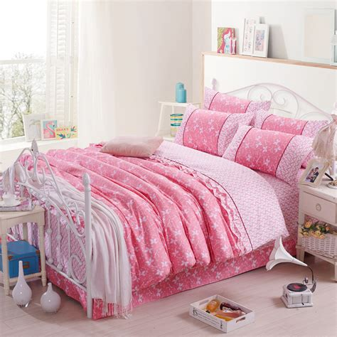 Cheap Comforter Sets Pink And White Comforters And Quilts Pink And White Bedding