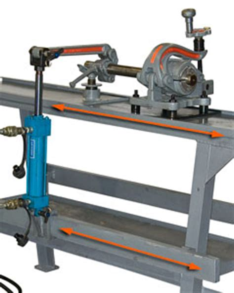 hydraulic cylinder bench petol hydraulic friction breakout units