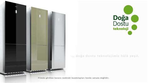 Siemens Glass Door Bosch Glass Edition Buzdolapları