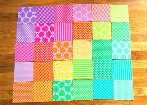 Baby Quilt Patterns For Beginners by Easy Baby Quilt Pattern For Beginners Sew Adorable
