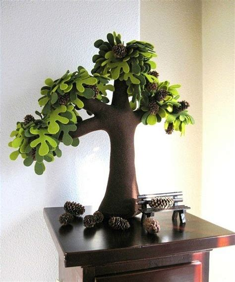 Handmade Trees Craft - best 25 felt tree ideas on felt