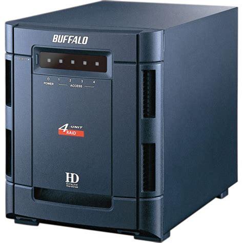 Disk Buffalo 1tb buffalo 1tb drivestation quattro turbousb hd qs1 0tsu2 r5 b h