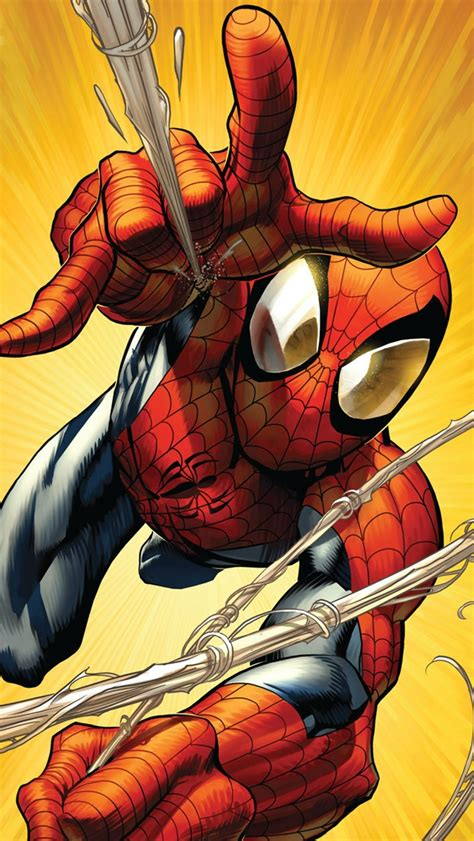 Marvel Ultimate Spider Z2464 Iphone 7 comics 02 wallpaper free iphone wallpapers