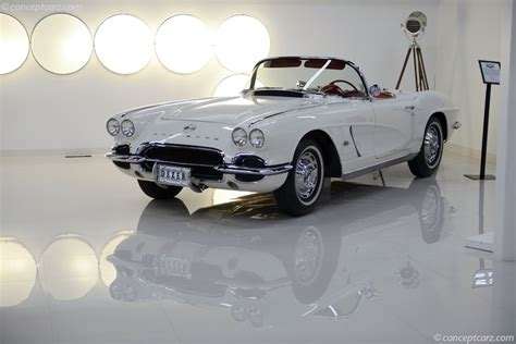 62 corvette value auction results and data for 1962 chevrolet corvette c1
