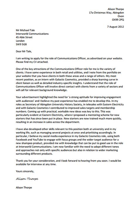 Motivation Letter Business School How To Write A Cover Letter 187 Kent Business School Employability