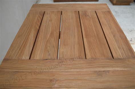 teak gartentisch 80 x 80 cm teakmoebel - Teak Gartentisch