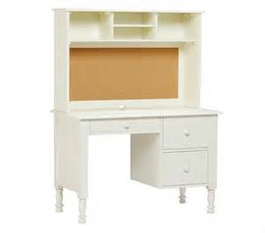 Small Desk With Hutch Storage Desk Small Hutch Pottery Barn