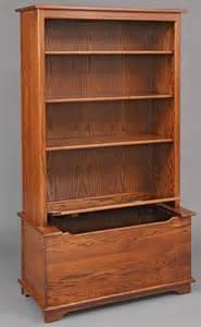 toybox bookcase ohio amish furniture index arts in heaven