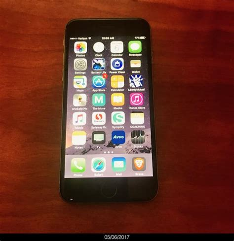 fgw538 apple iphone 6s verizon for sale 300 swappa