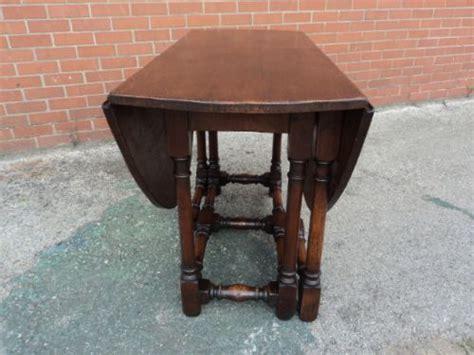 antique drop leaf kitchen table antique oak gateleg drop leaf dining table kitchen table