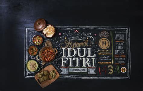 best graphic design agency jakarta tasty branding celebrates islamic festival creative bloq
