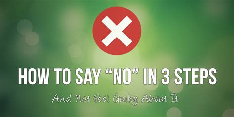how to say no without feeling guilty horrible selfish or bad how to make s transitions volume 1 books how to say no without feeling guilty in 3 simple steps