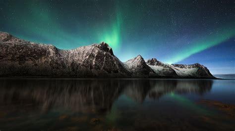 aurora borealis northern lights iceland wallpapers hd