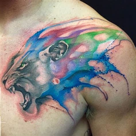 watercolor tattoos usa the 112 best watercolor tattoos for improb
