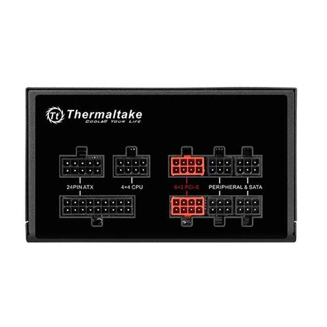 Thermaltake Toughpower Grand Rgb 650w 80 Gold Modular Analog thermaltake toughpower grand 650w rgb 80 plus gold modular power supply ps tpg 0650fpcgau r