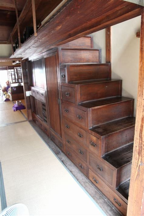 Storage Drawers In Stairs by 17 Best Images About Tansu Chest S That Make Sing