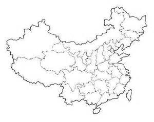 Ancient China Blank Map by Printable Blank Map Of Ancient China Found File