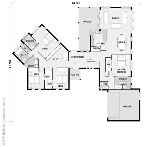 acreage house plans qld royal bluebell acreage house house plans by http www