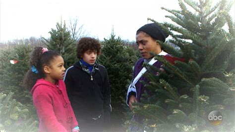 what would you do family cannot afford christmas tree