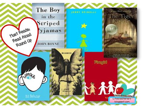 picture book read alouds for 5th grade literacy favorite classroom read alouds