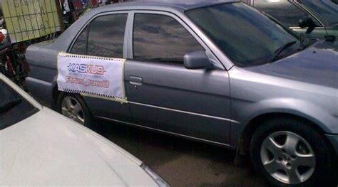Karpet Dasar Toyota Soluna pasang iklan mobil bekas soluna ex bluebird silverstone