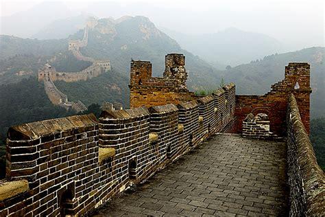 Great Wall Of China Sections by Jinshanling A Section Of China Great Wall China Org Cn