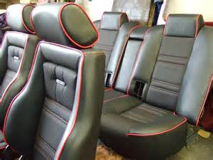 creasey car trimmers upholstery work