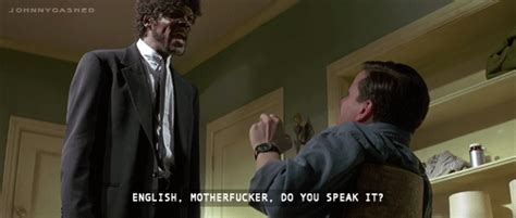 English Motherfucker Do You Speak It Meme - samuel l jackson gif find share on giphy